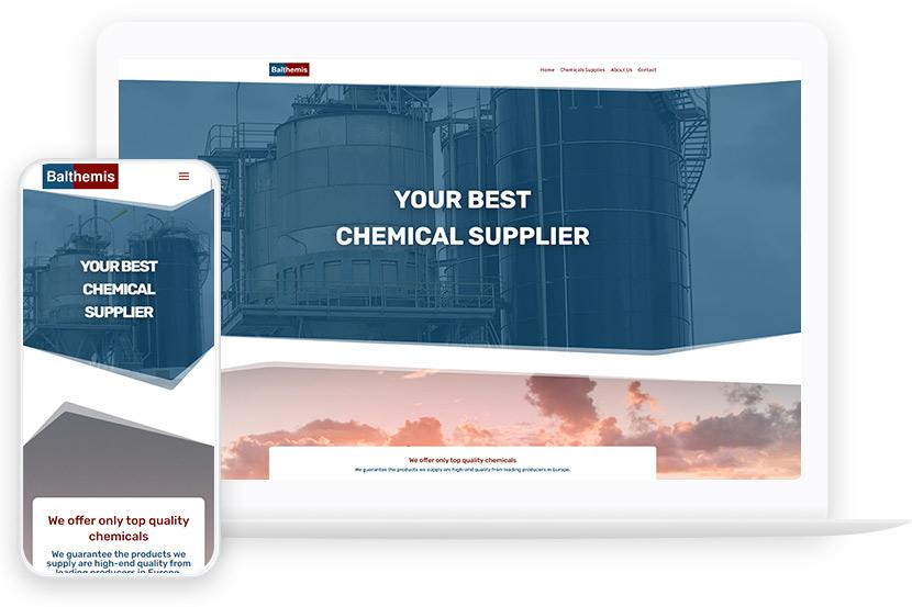 Dostawca składników chemicznych